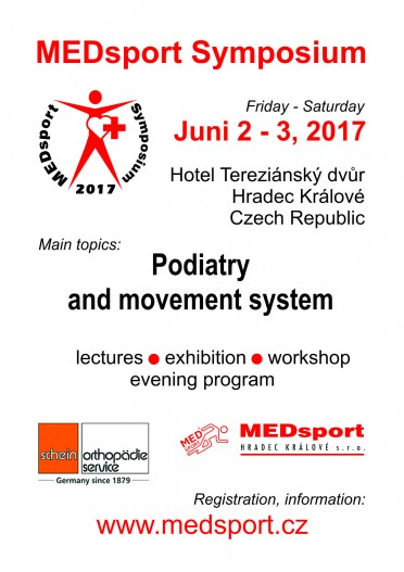 Invitation MEDsport Symposium 2017